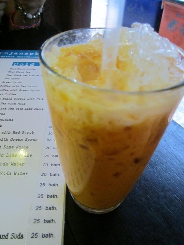 Thai Milk Tea 20 baht