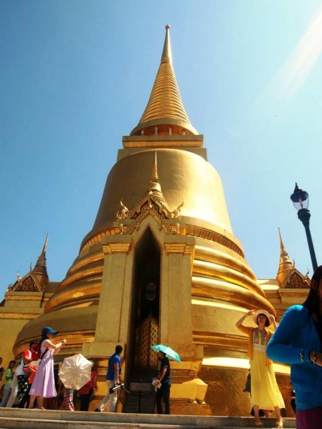Phra Si Rattana Chedi