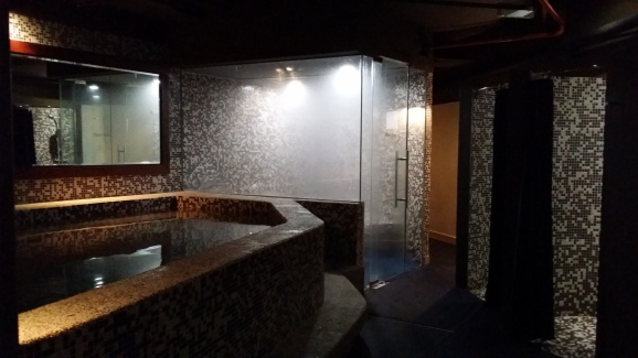 Jacuzzi and Steam Bath (Female Room)