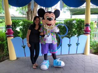 Mickey <3