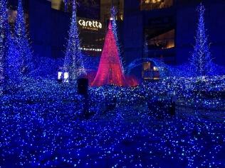 Caretta Shiodome Illumination