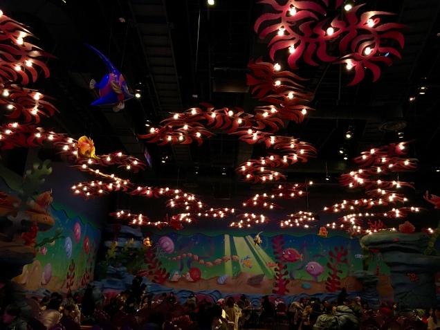 Inside the Mermaid Lagoon