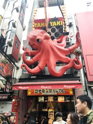 Look for the giant Octopus head
