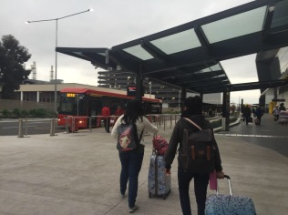 Skybus Airport Express to Southern Cross Station