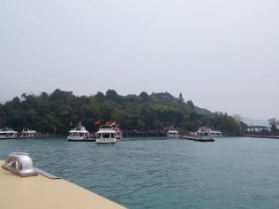 approaching Ita thao Pier