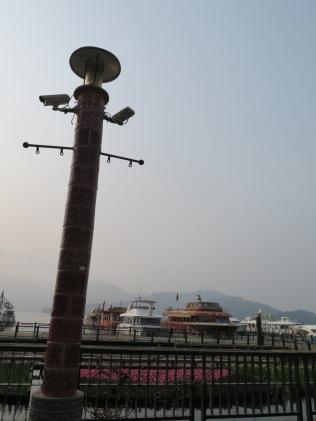 Shuishe Pier
