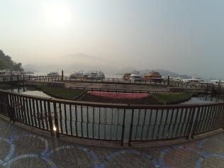goodmorning Sun Moon Lake!